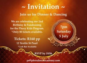 5 July Invite