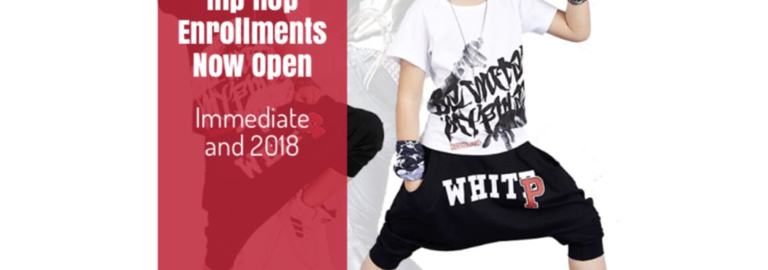 Hip Hop New Enrollments