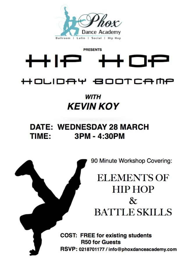 HOLIDAY BOOTCAMP 28 MARCH
