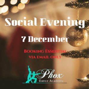 Xmas Social @ Phox Dance Academy  | Paarl | Western Cape | South Africa