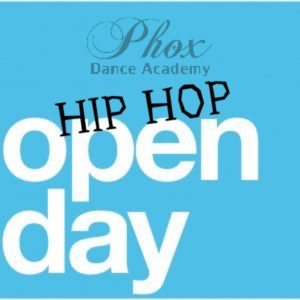 OPEN DAY: Hip Hop 9 January 2019 @ Phox Dance Academy | Paarl | Western Cape | South Africa
