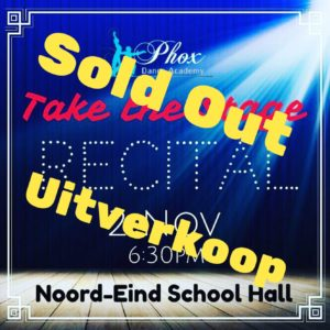 'Take The Stage' - 2019 Recital & Awards Ceremony @ Noord-Eind Primary School   Paarl   Western Cape   South Africa