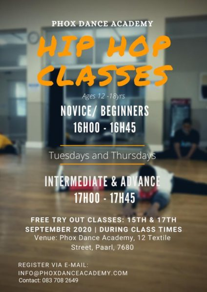 Hip Hop Try Outs Phox