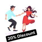 20% Discount on PRIVATE LESSONS