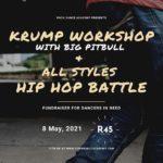 FUNDRAISER: Krump Workshop & All Styles Hip Hop Battle