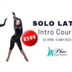 SOLO LATIN ~ Intro Course